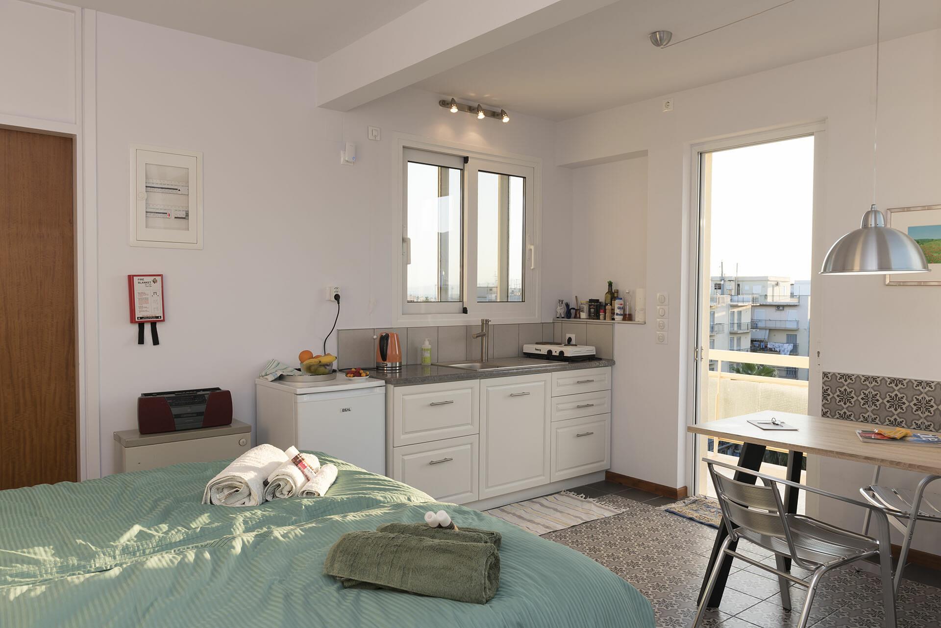 Kalamata Top Rooms - Apartments rent - Accommodation - City Penthouse ENA