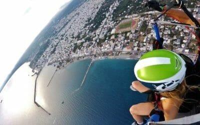 Kalamata Top Rooms - Apartments rent - Recommendations - Paragliding