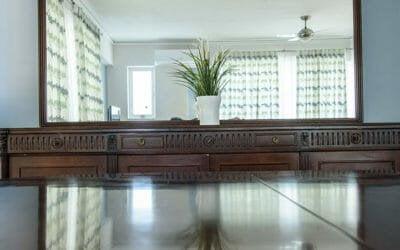 Kalamata Top Rooms - Comfortable spacious central apartment FIL27 - Livingroom Detail 1
