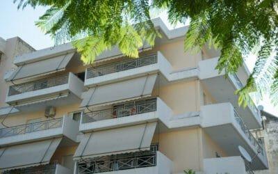 Kalamata Top Rooms - Comfortable spacious central apartment FIL27 - Outside view 1