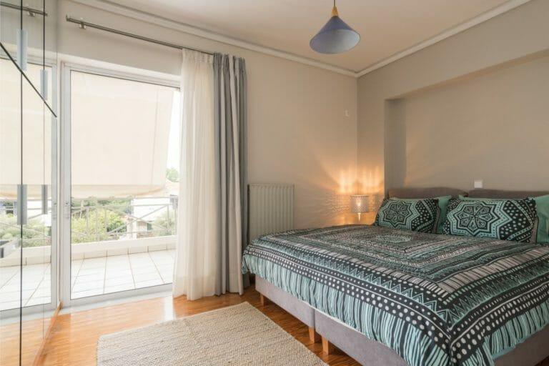 Kalamata Top Rooms FIL27 Comfortable spacious apartment at central position. Bedroom 1