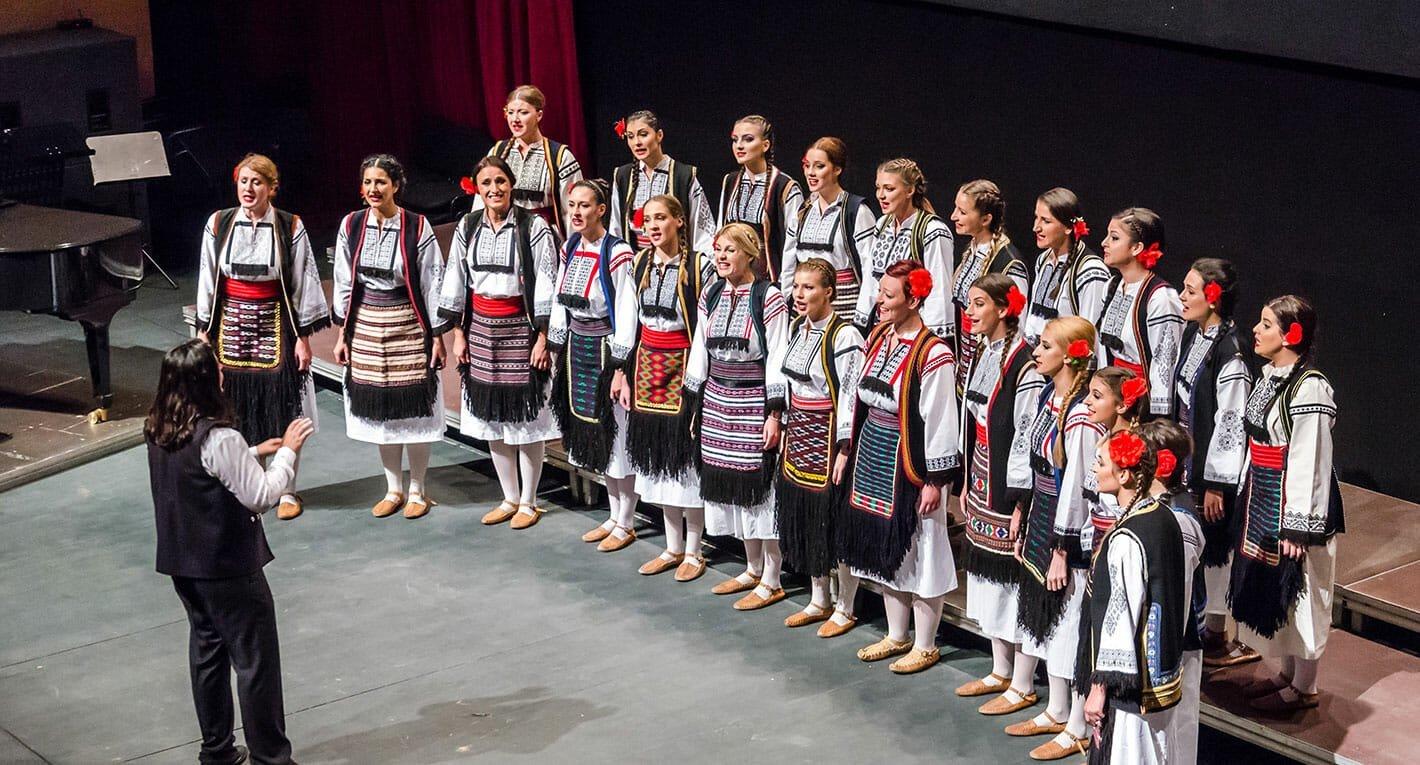 3rd International Kalamata Choir Competition & Festival Kalamata