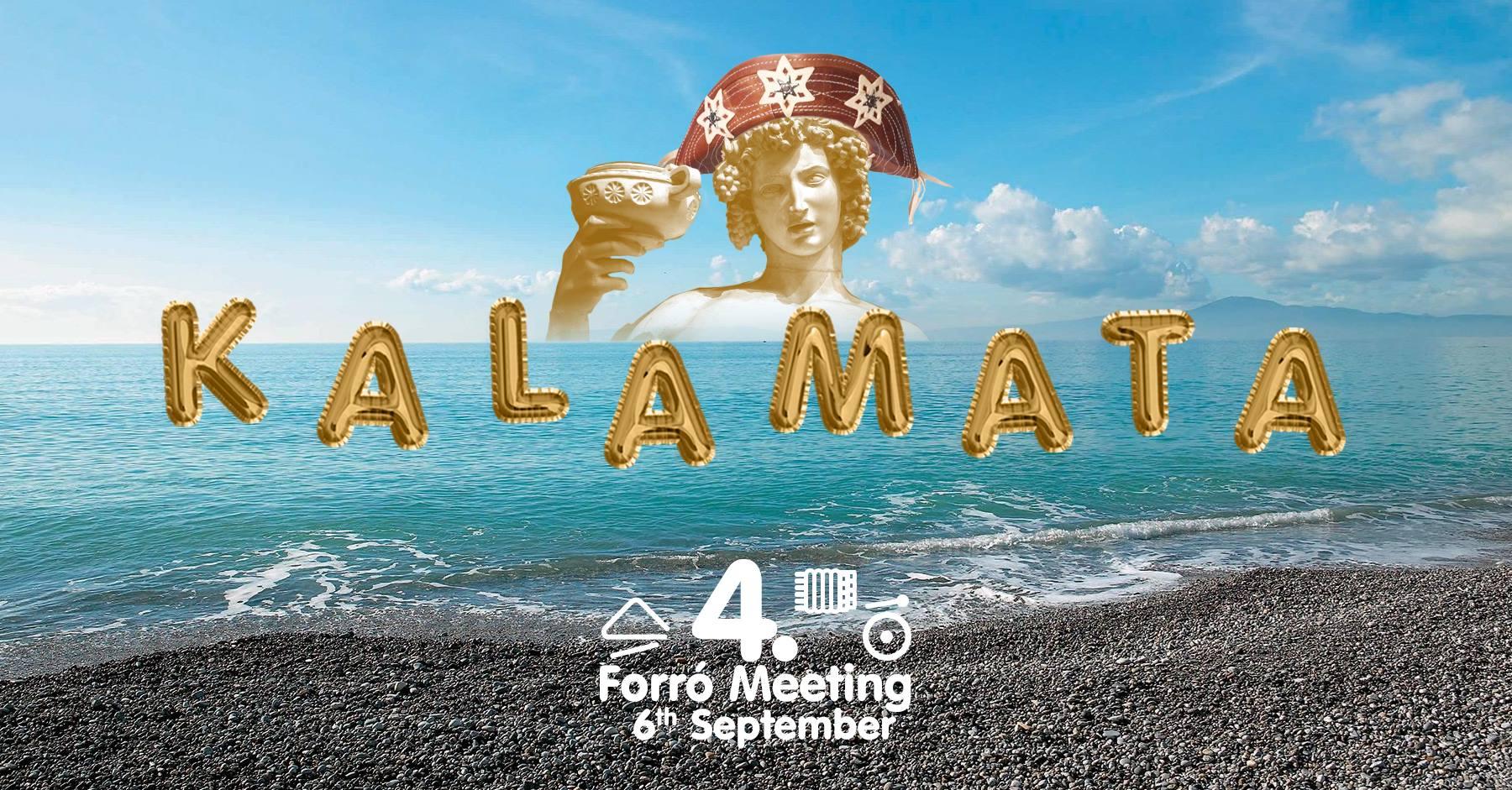 Kalamata Top Rooms 4th Forró meeting kalamata 2019