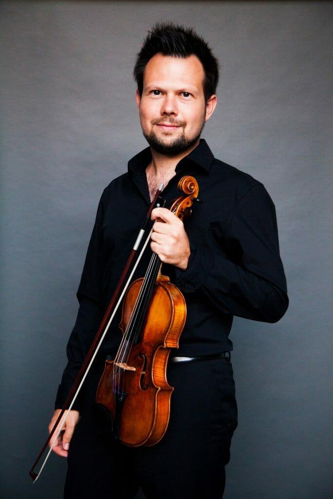 International Kalamata Music Days / Διεθνείς Μουσικές Ημέρες Καλαμάτας Felix Froschhammer βιολί