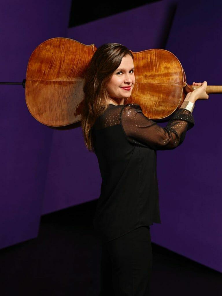 International Kalamata Music Days / Διεθνείς Μουσικές Ημέρες Καλαμάτας Indira Rahmatulla βιολοντσέλο
