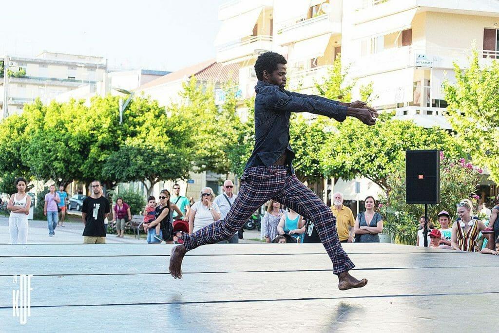 25th Kalamata International Dance Festival