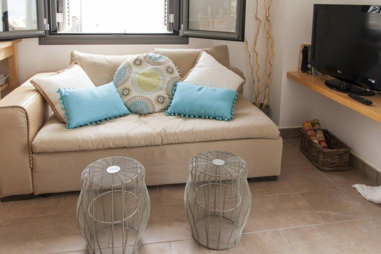 Kitries Cove, Olympiada, Living Room