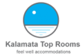 Kalamata Top Rooms - Apartments - Rent - Vacation Messinia - logo website